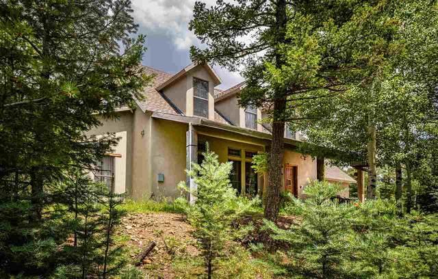 11 Palo Flechado Ridge Rd, Angel Fire, NM 87710 (MLS #107531) :: Angel Fire Real Estate & Land Co.