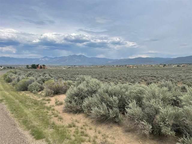 xx Golf Course Drive, Ranchos de Taos, NM 87557 (MLS #107541) :: Chisum Realty Group