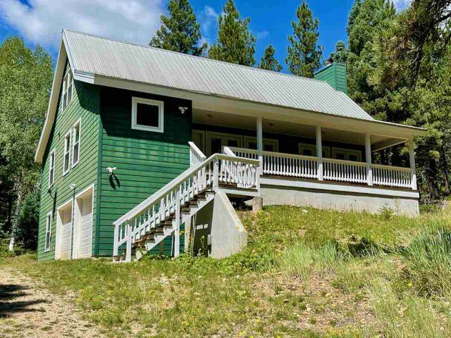 129 Pam Coleman Drive, Angel Fire, NM 87710 (MLS #107571) :: Chisum Realty Group