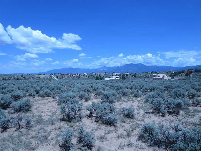 Lot 57C Camino De Los Arroyos, Taos, NM 87571 (MLS #107574) :: Chisum Realty Group