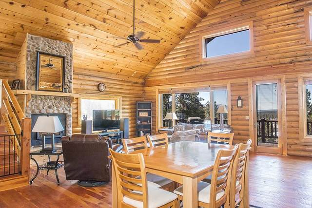 25 Upper Road, Angel Fire, NM 87710 (MLS #107589) :: Chisum Realty Group