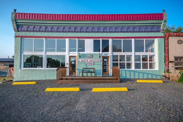 428 E 9th Street, Cimarron, NM 87714 (MLS #107604) :: Chisum Realty Group