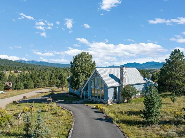 95 Spyglass Hill Rd, Angel Fire, NM 87710 (MLS #107653) :: Chisum Realty Group