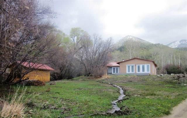 15 Juan Antonio Valdez, Valdez, NM 87580 (MLS #107665) :: Chisum Realty Group