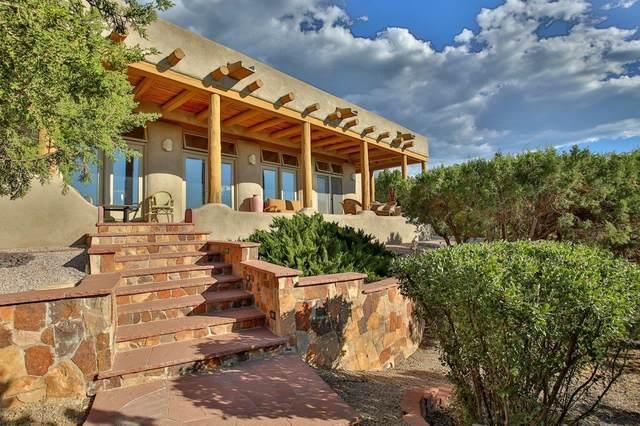 517 Camino Del Cielo, Taos, NM 87571 (MLS #107667) :: Berkshire Hathaway Home Services