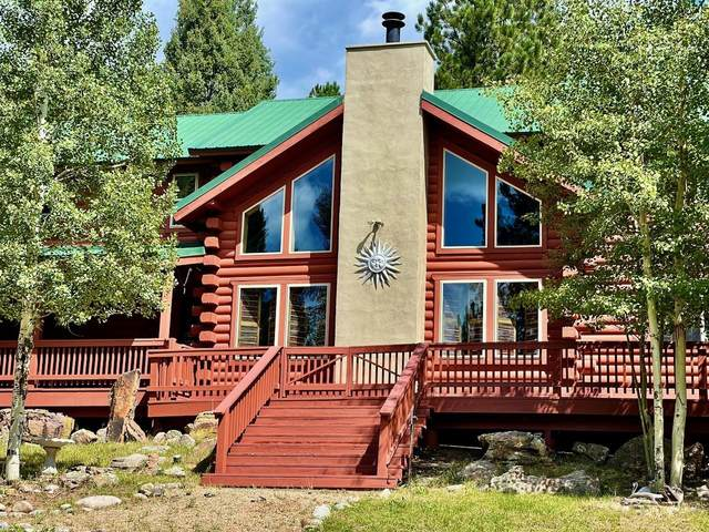 135 Pam Coleman Drive, Angel Fire, NM 87710 (MLS #107670) :: Chisum Realty Group
