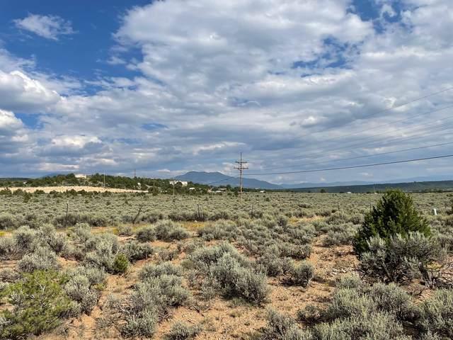 Off Tres Lomas Road, Taos, NM 87571 (MLS #107677) :: Chisum Realty Group