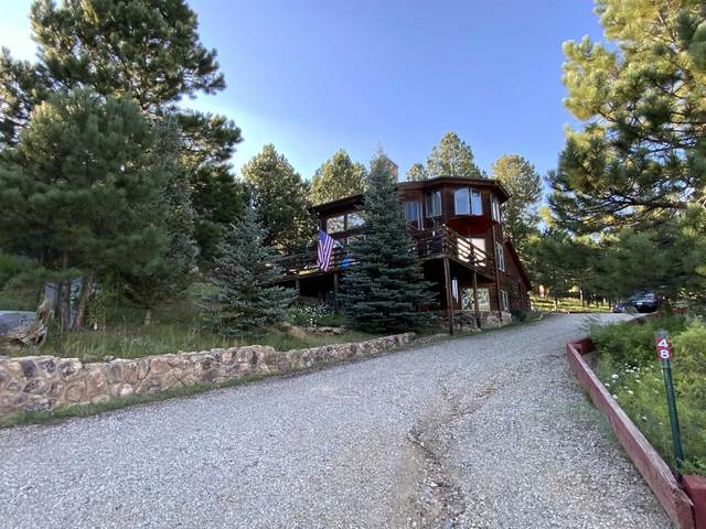 48 Woodlands Dr, Angel Fire, NM 87710 (MLS #107682) :: Chisum Realty Group