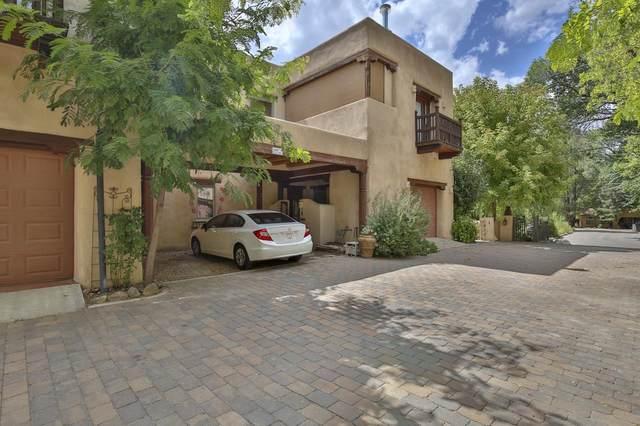 408 Kit Carson Road, Taos, NM 87571 (MLS #107690) :: Page Sullivan Group