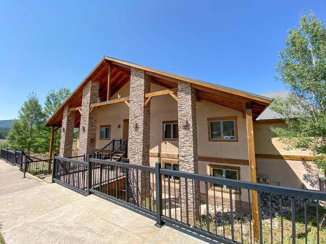 17 Winter Park Ln, Angel Fire, NM 87710 (MLS #107718) :: Chisum Realty Group