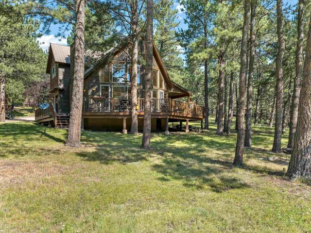 37 Woodlands Drive, Angel Fire, NM 87710 (MLS #107726) :: Chisum Realty Group
