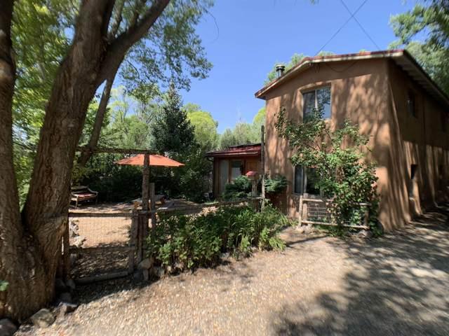 405 Martinez Lane, Taos, NM 87571 (MLS #107730) :: Page Sullivan Group