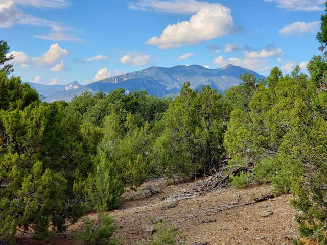 Lot 8 Verde Road, Taos, NM 87571 (MLS #107737) :: Berkshire Hathaway Home Services