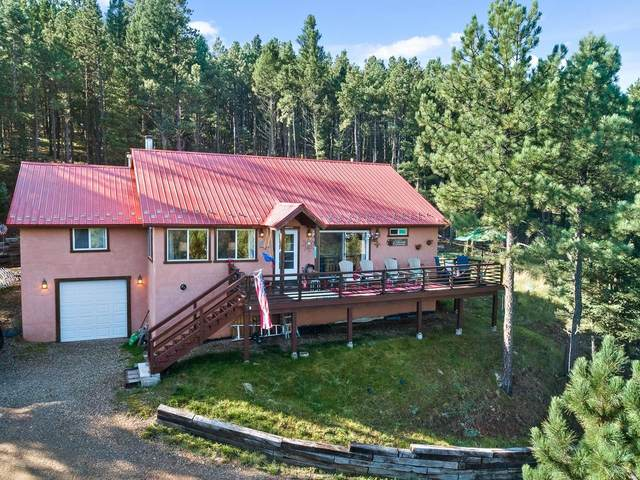 30 Champions Terrace, Angel Fire, NM 87710 (MLS #107741) :: Berkshire Hathaway Home Services