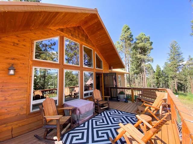 15 El Morrow Circle, Angel Fire, NM 87710 (MLS #107742) :: Chisum Realty Group