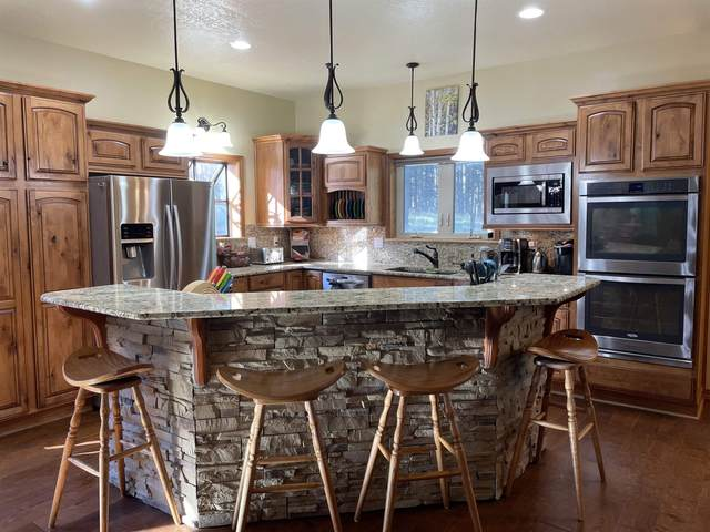 50 Jackson Hole Road, Angel Fire, NM 87710 (MLS #107754) :: Berkshire Hathaway Home Services