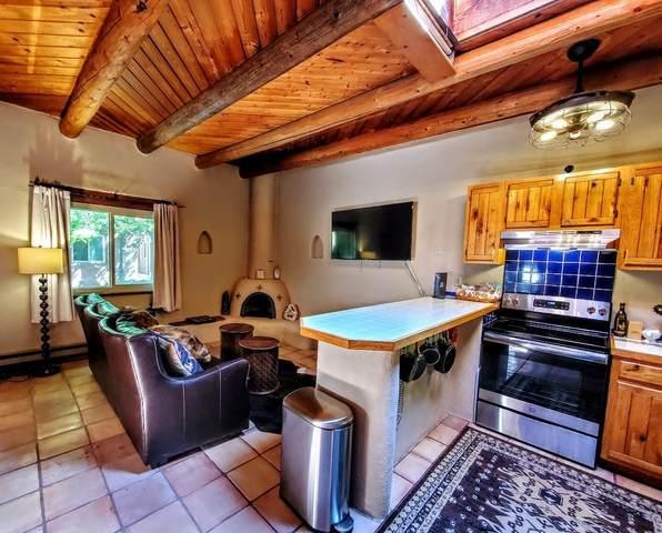 226 Kit Carson Rd, Taos, NM 87571 (MLS #107755) :: Chisum Realty Group