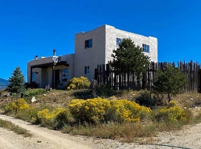 7 Shadow Mountain, El Prado, NM 87529 (MLS #107756) :: Page Sullivan Group