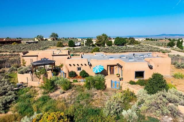 43 Vista Linda Road, Ranchos de Taos, NM 87557 (MLS #107779) :: Coldwell Banker Mountain Properties