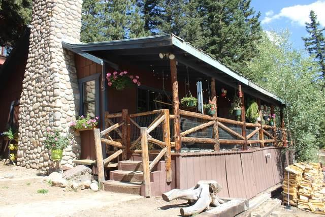 212 Heartbreak Tr, Red River, NM 87558 (MLS #107786) :: Coldwell Banker Mountain Properties