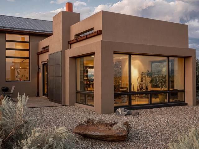 19 Mesa Sea Road, Taos, NM 87514 (MLS #107797) :: Chisum Realty Group