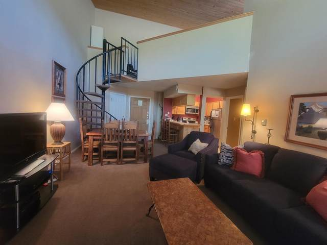 39 Vail Ave 205C, Angel Fire, NM 87710 (MLS #107800) :: Angel Fire Real Estate & Land Co.
