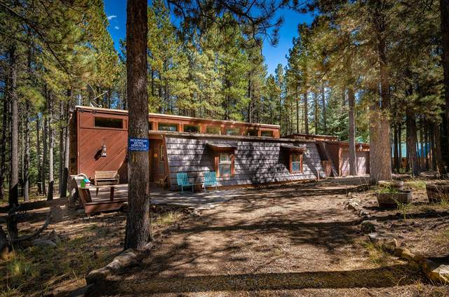 11 Laguna Circle, Angel Fire, NM 87710 (MLS #107803) :: Chisum Realty Group
