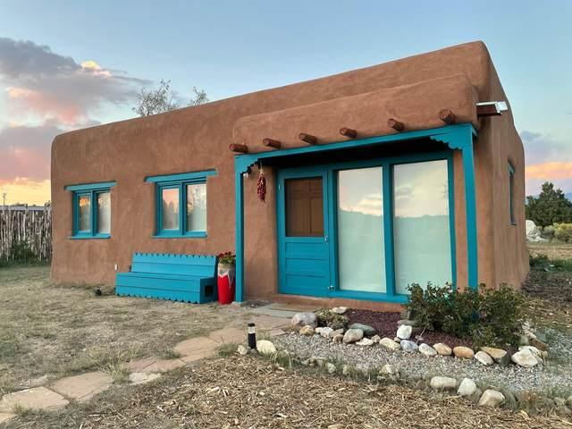 273 Lower Las Colonias, El Prado, NM 87529 (MLS #107804) :: Chisum Realty Group