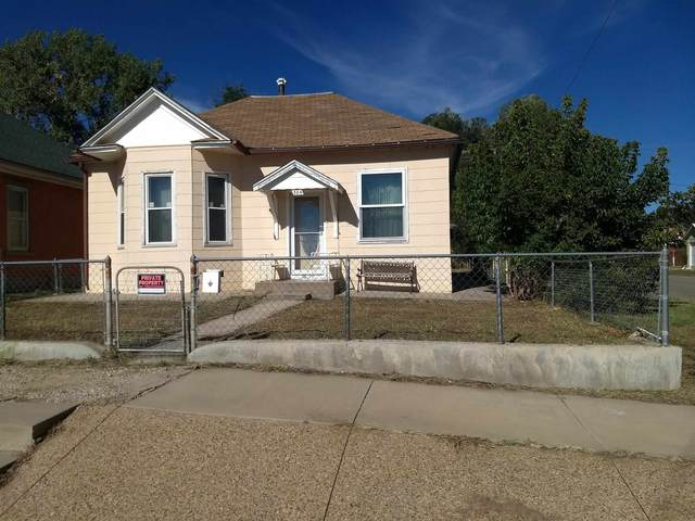 584 North 1st Street, Raton, NM 87740 (MLS #107806) :: Angel Fire Real Estate & Land Co.