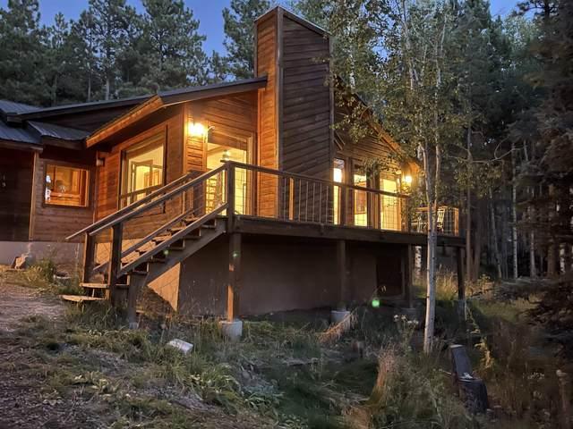 19 Black Lake Terrace, Angel Fire, NM 87710 (MLS #107808) :: Coldwell Banker Mountain Properties