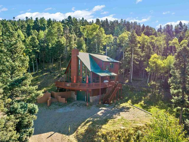 301 El Camino Real, Angel Fire, NM 87710 (MLS #107824) :: Coldwell Banker Mountain Properties