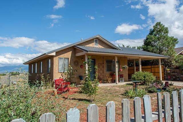 305 La Luz Drive, Taos, NM 87571 (MLS #107841) :: Berkshire Hathaway Home Services