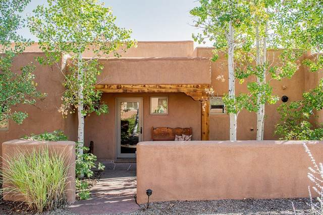 215 Mariposa Place, Taos, NM 87571 (MLS #107843) :: Chisum Realty Group