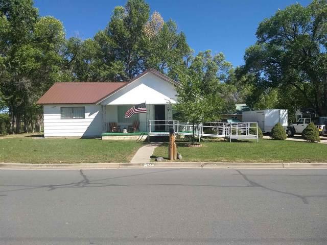 1309 Cedar St, Raton, NM 87740 (MLS #107885) :: Page Sullivan Group