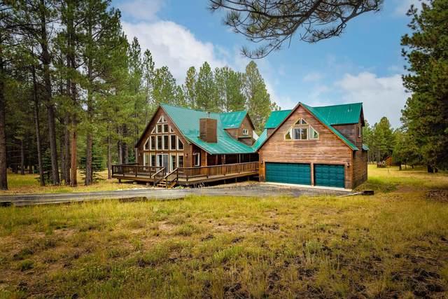 14 Pueblo Circle, Angel Fire, NM 87710 (MLS #107905) :: Coldwell Banker Mountain Properties