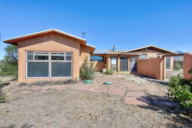 174 Blueberry Hill Rd, El Prado, NM 87529 (MLS #107917) :: Chisum Realty Group