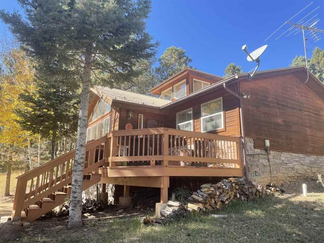 99 Via Del Rey, Angel Fire, NM 87710 (MLS #107920) :: Chisum Realty Group