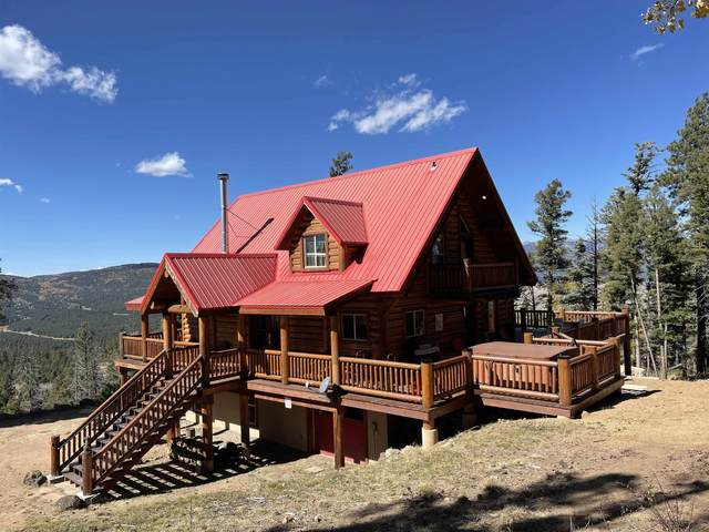 181 El Camino Real, Angel Fire, NM 87710 (MLS #107922) :: Chisum Realty Group