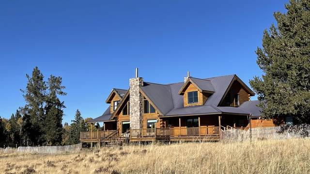 130 Hidden Lake Circle, Angel Fire, NM 87710 (MLS #107929) :: Chisum Realty Group
