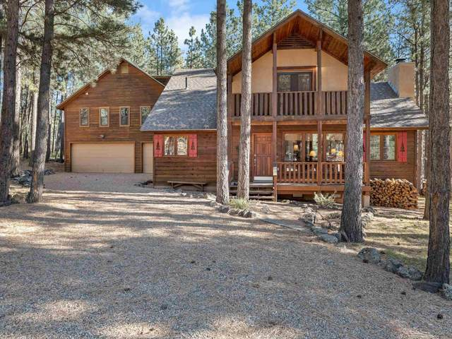 12 Palmer Court, Angel Fire, NM 87710 (MLS #107933) :: Chisum Realty Group