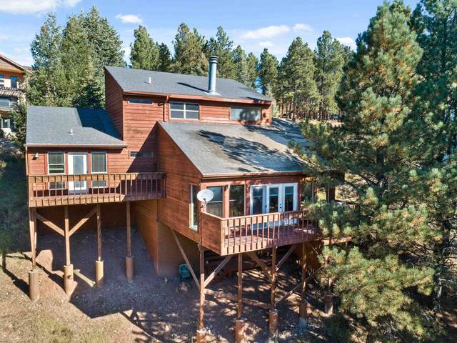 32 Alta Road, Angel Fire, NM 87710 (MLS #107934) :: Chisum Realty Group