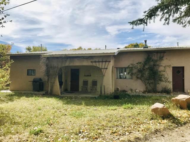 5 Atilano Road, Taos, NM 87529 (MLS #107946) :: Page Sullivan Group
