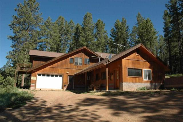 114 Onate Rd., Angel Fire, NM 87710 (MLS #95640) :: Page Sullivan Group | Coldwell Banker Lota Realty