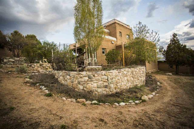 14 Deer Mesa, Taos, NM 87580 (MLS #96729) :: The Chisum Realty Group