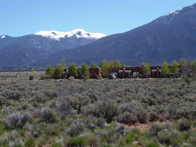 #12 Cresta De La Luna, El Prado, NM 87529 (MLS #97153) :: The Chisum Realty Group