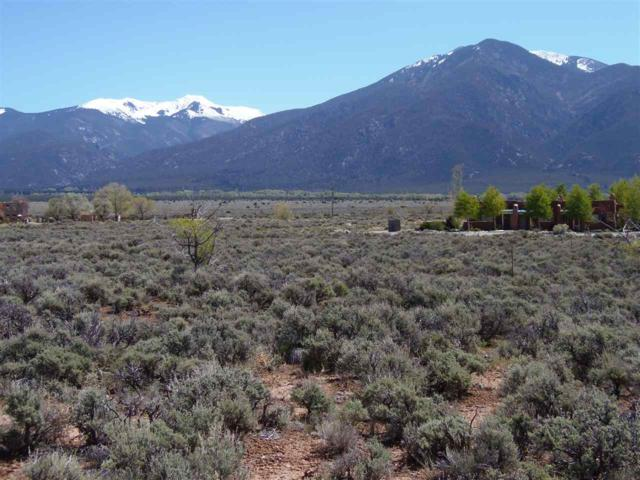 #24 Cresta De La Luna, El Prado, NM 87529 (MLS #97155) :: The Chisum Realty Group