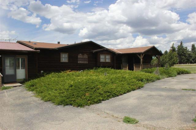 21 S 3rd Street, Eagle Nest, NM 87718 (MLS #98493) :: The Chisum Realty Group