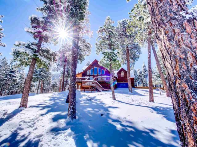 195 Back Basin Rd, Angel Fire, NM 87710 (MLS #99703) :: Page Sullivan Group | Coldwell Banker Lota Realty