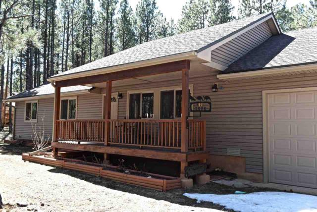 41 Knollwood Way, Angel Fire, NM 87710 (MLS #99751) :: Page Sullivan Group | Coldwell Banker Lota Realty