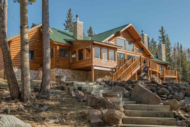 144 Hidden Lake Circle, Angel Fire, NM 87710 (MLS #99818) :: Page Sullivan Group | Coldwell Banker Lota Realty